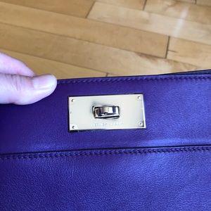 Hermes Bags - Hermès Toolbox 26 in Ultra Violet